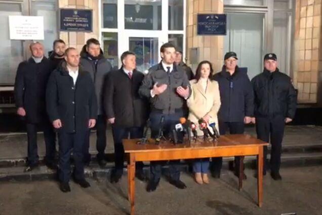 Гончарук заявив, що задоволений евакуацією українців з Ухань