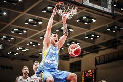 Матч Австрія - Україна у відборі на Євробаскет-2021