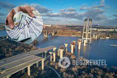 Мости в Запоріжжі добудують за 11,9 млрд гривень: названо переможця тендера
