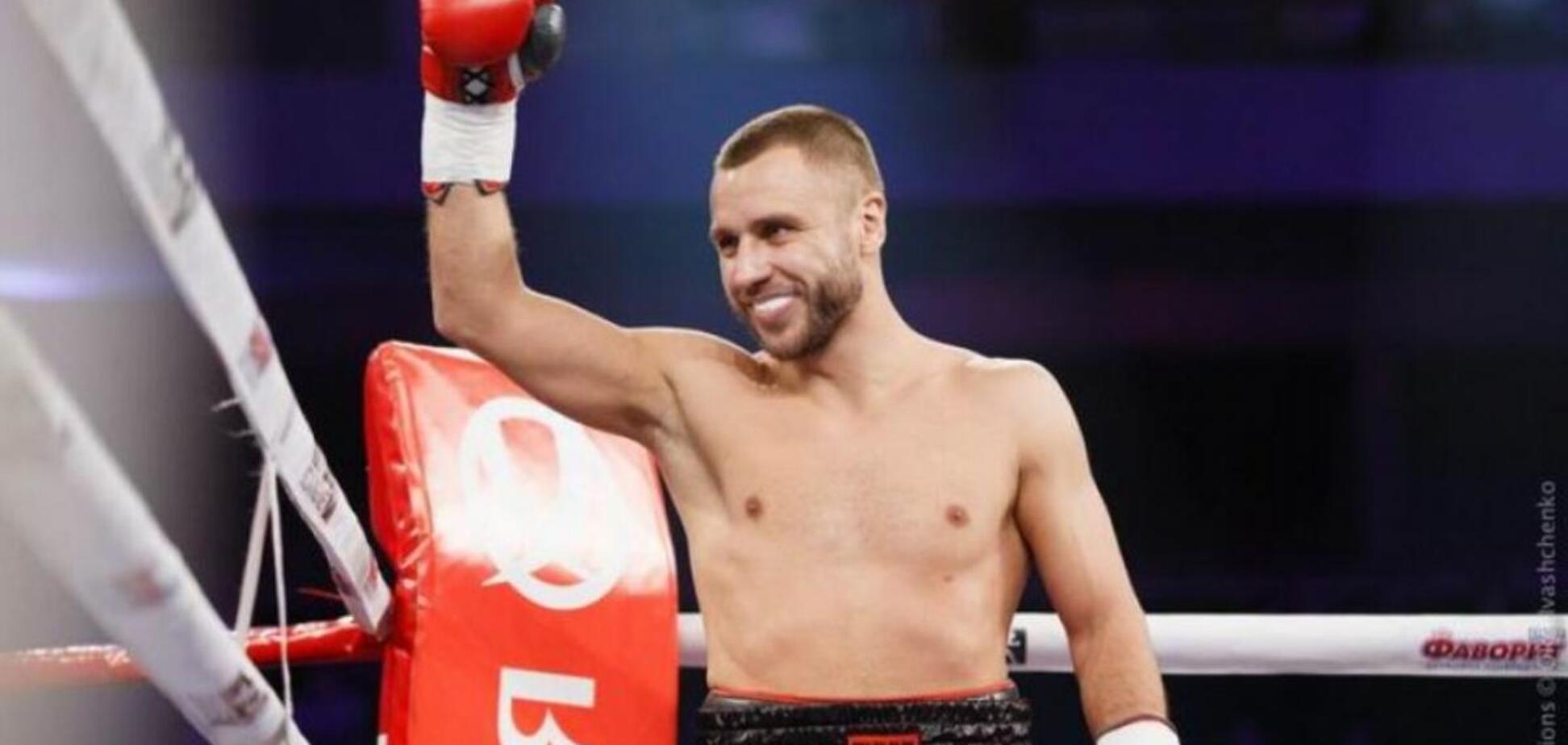Бурсак побил в Киеве российского чемпиона, совравшего про Крым