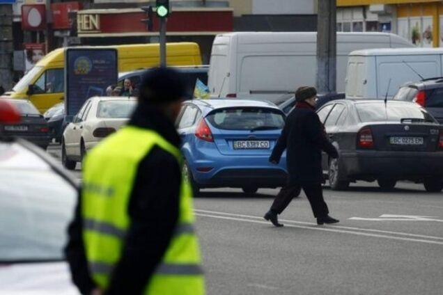 В Украине поднимут штрафы для пешеходов-нарушителей