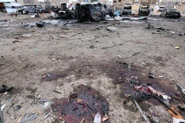 Теракты в Багдаде