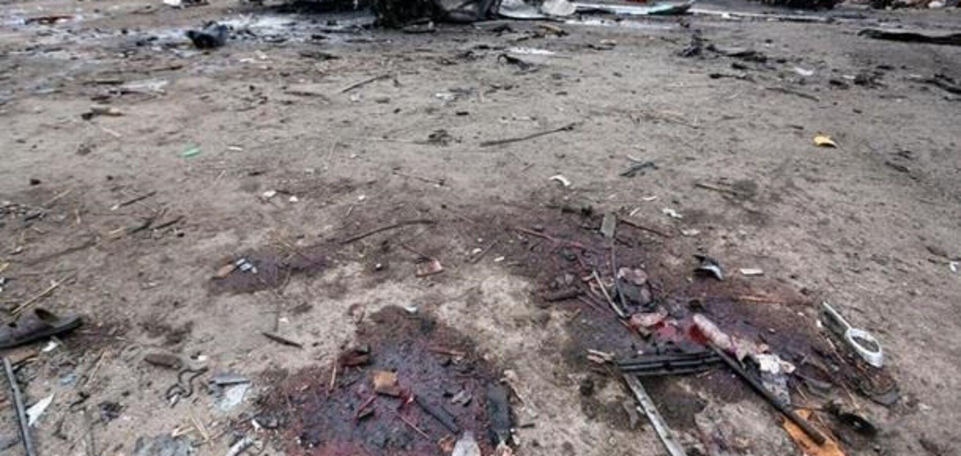 В Багдаде прогремела серия взрывов: много пострадавших