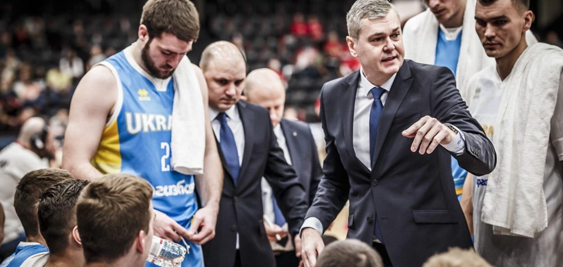 'Ставим максимальную задачу': Багатскис - о предстоящем матче сборной Украины