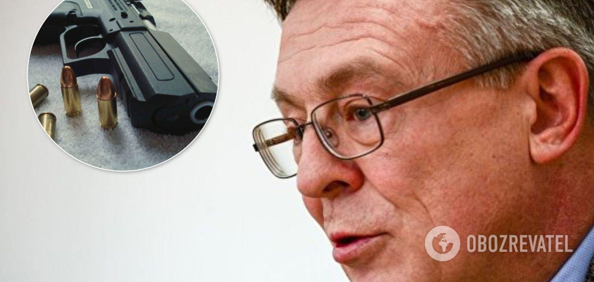 Під Києвом у будинку ексміністра знайдено застреленого чоловіка - ЗМІ