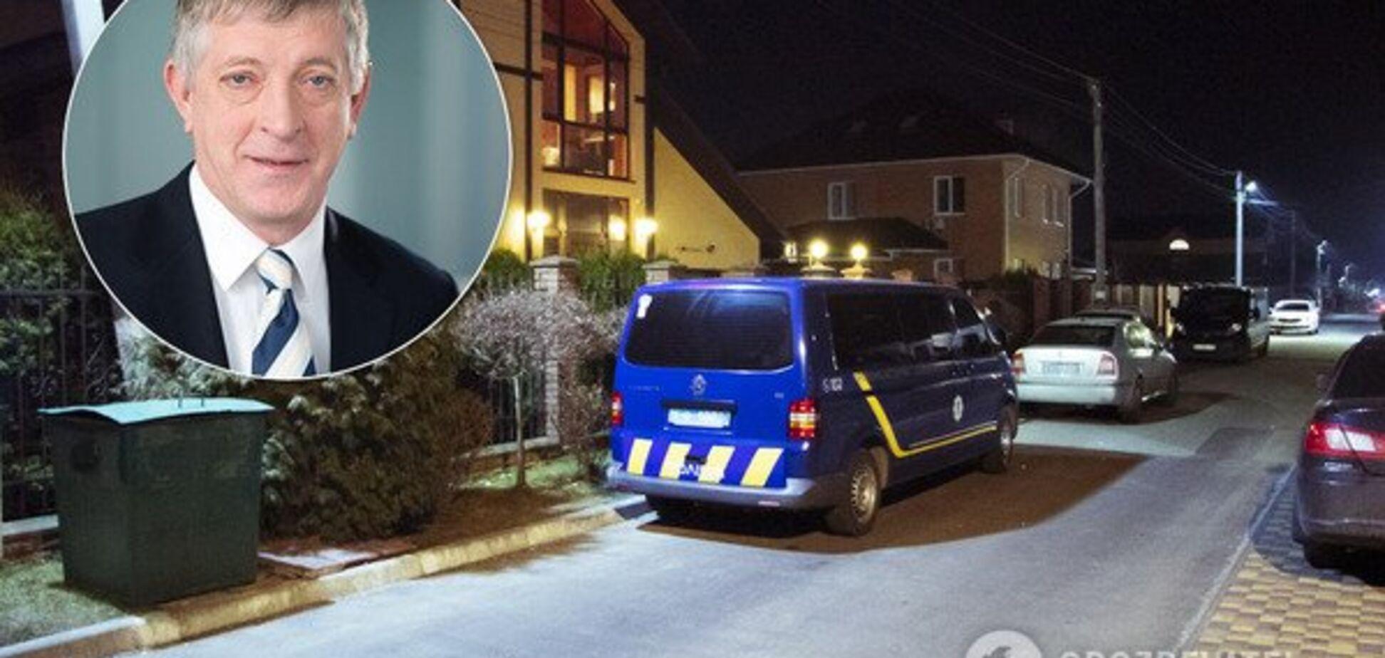 Полиция признала смерть в доме Кожары убийством