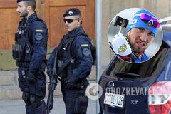 Полиция устроила облаву на сборную России на чемпионате мира по биатлону