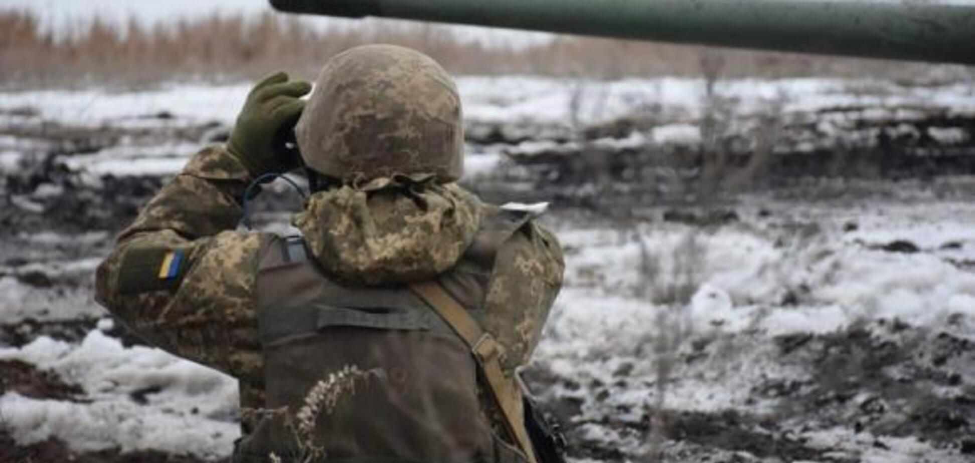 На Донбассе вспыхнули кровопролитные бои: у Украины потеря