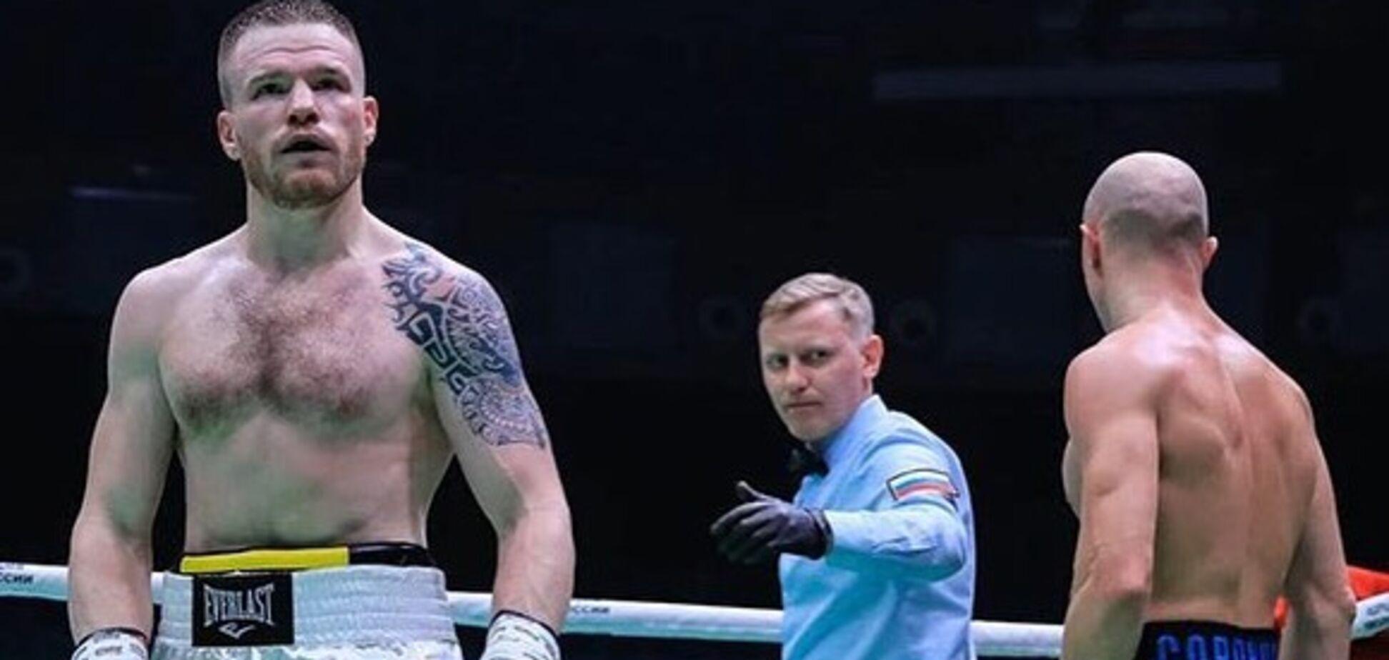 'Голову компостировали': российский боксер-чемпион обманул про Крым и поплатился