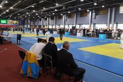Насiров відкрив турнір з дзюдо 'Київська весна'