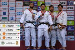 Український дзюдоїст завоював 'срібло' Grand Slam