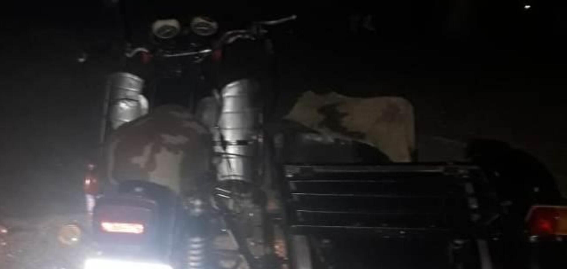 На Одесщине пьяный полицейский устроил смертельное ДТП