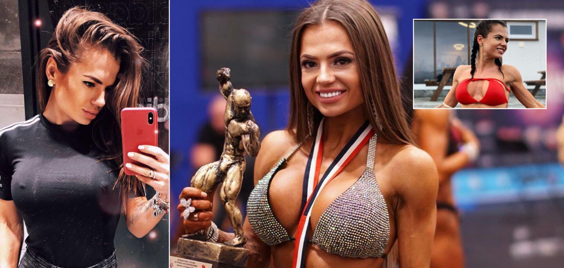 Сногсшибательная украинка выиграла всемирный фестиваль по фитнесу и бодибилдингу