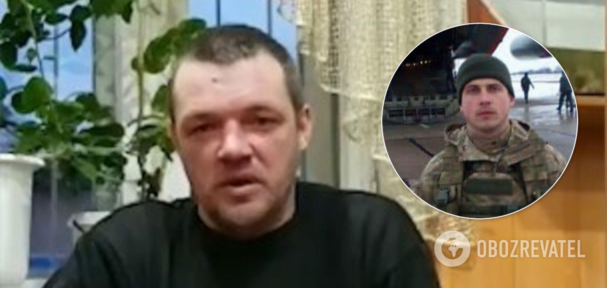 П'яний новосанжарівець, який накинувся на копа, вибачився. Відео
