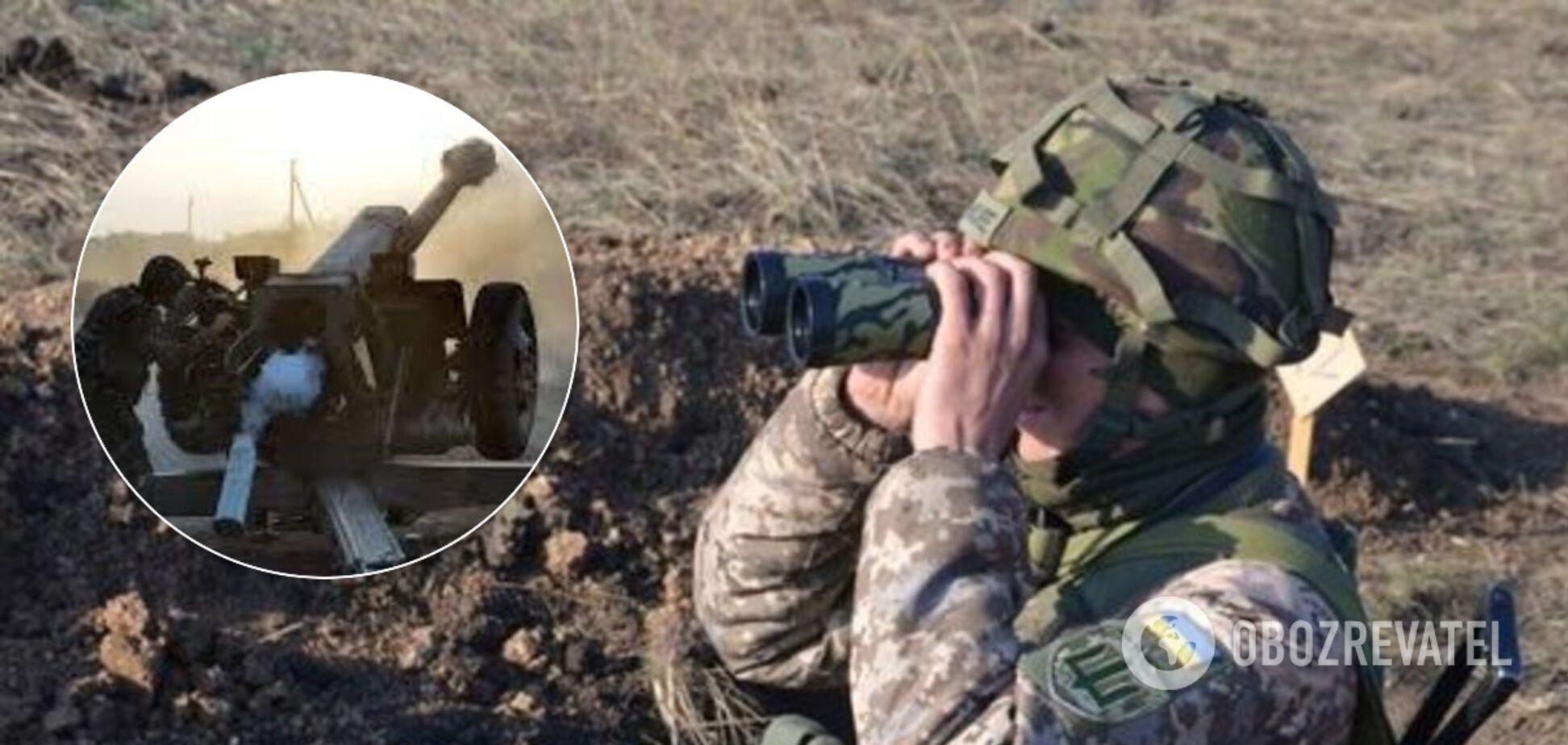 Террористы Путина подло обстреляли позиции ВСУ: есть раненые