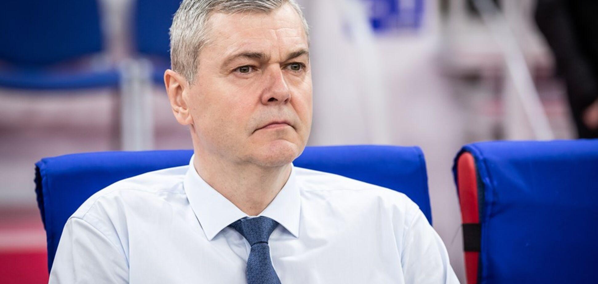 Багатскис прокомментировал поражение сборной Украины от Венгрии