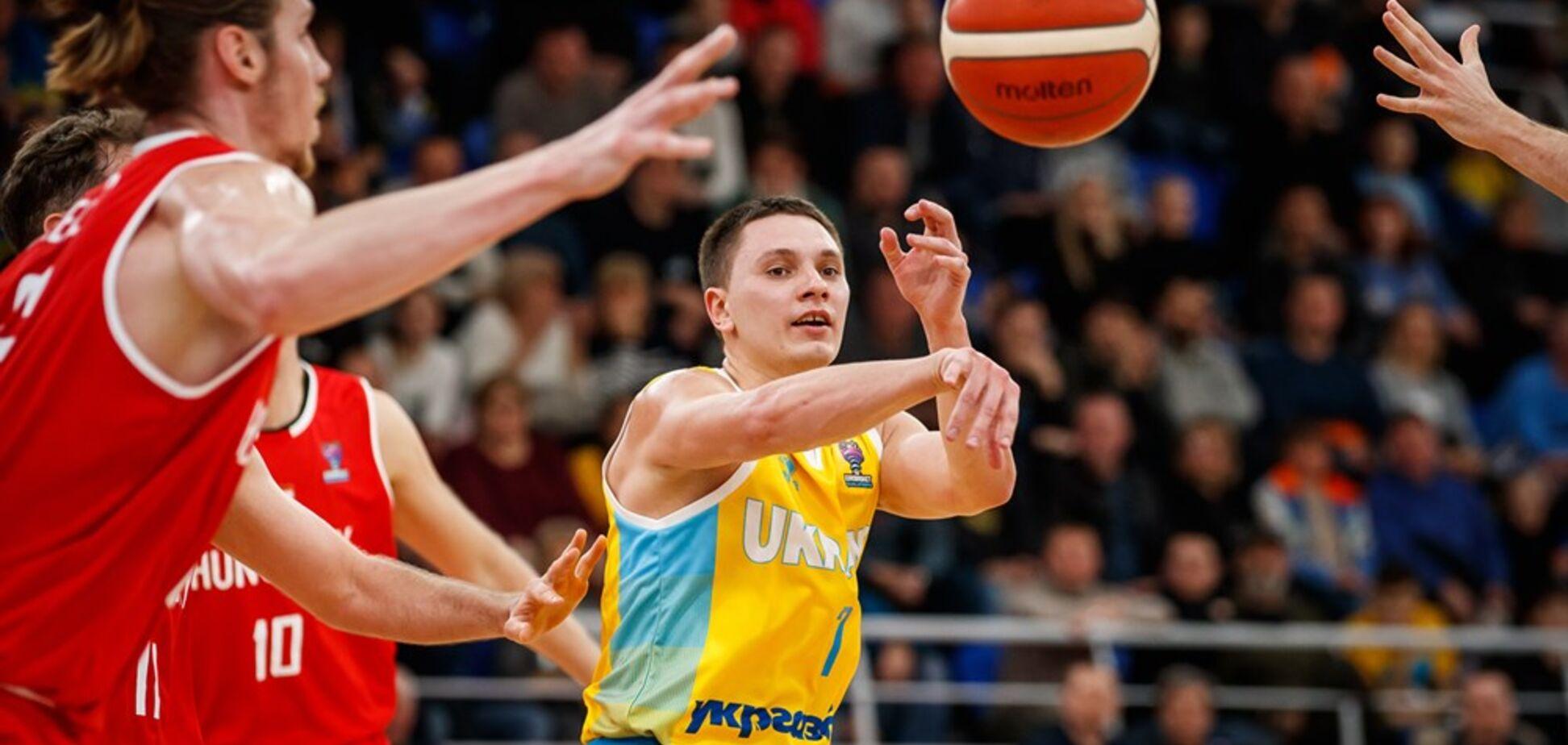 Драма в Запорожье: Украина в невероятной развязке проиграла в отборе Евробаскета-2021