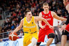 Украина в отборе Евробаскета-2021: турнирная таблица после 2-го тура