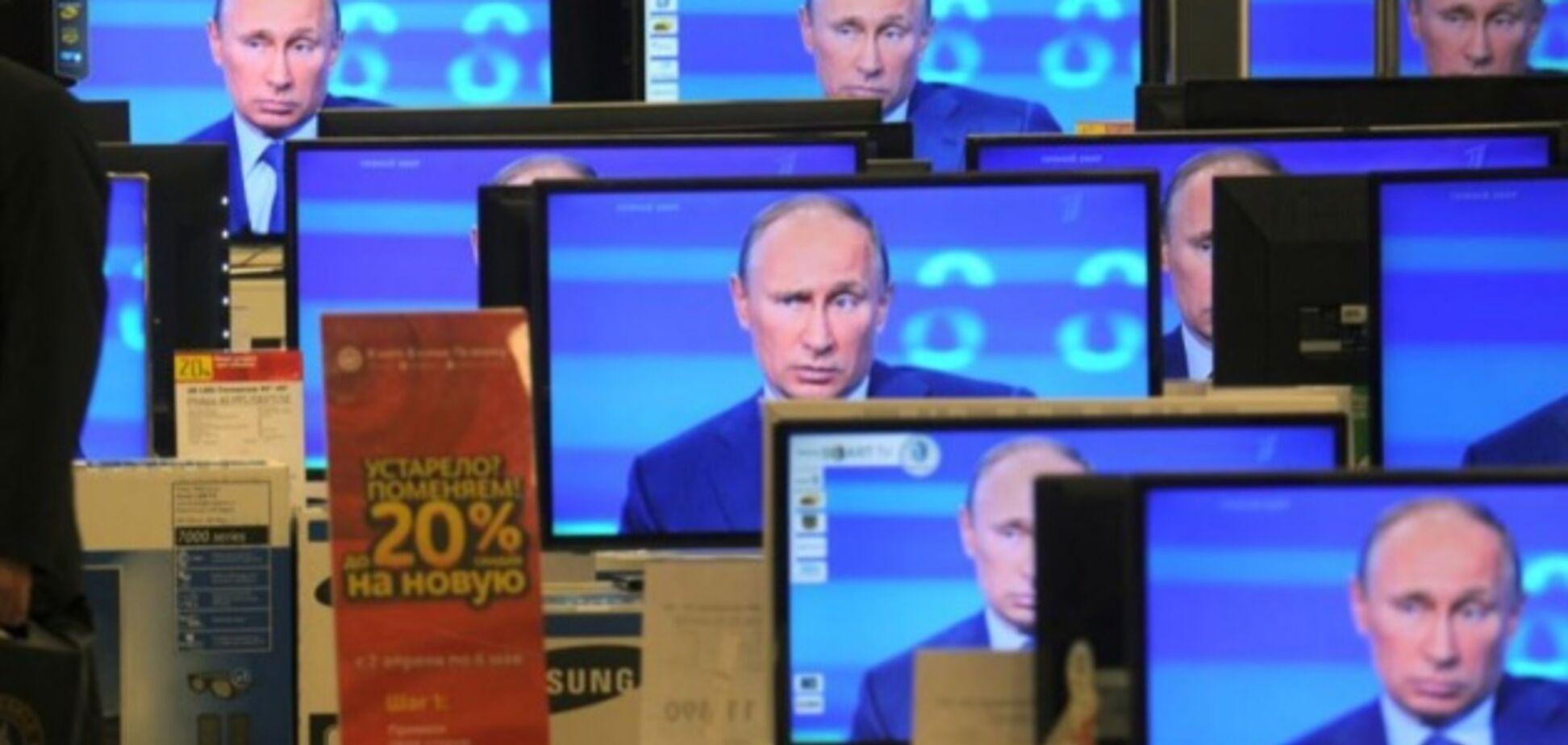 Пропагандисты Путина опять прорывались в Украину: их не пустили