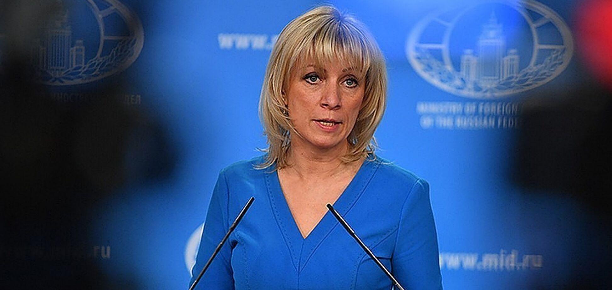 В России заявили, что коронавирус запустило ЦРУ: Захарова ответила
