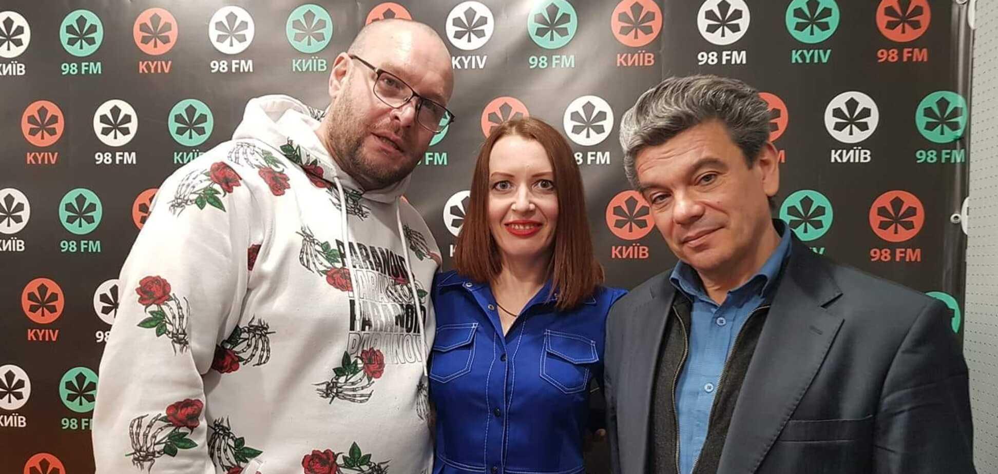 Известный украинский продюсер публично признался, что болен ВИЧ. Видео