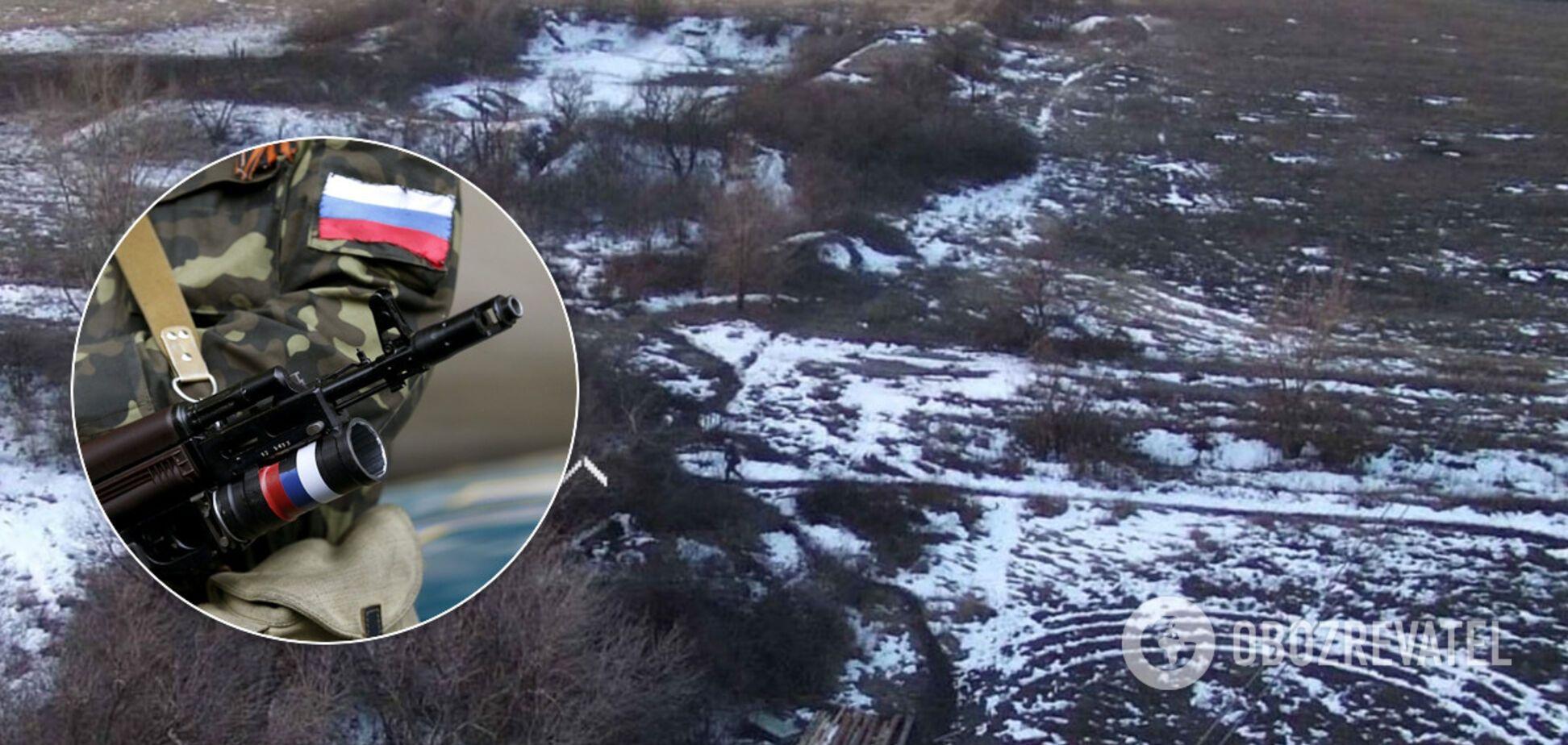 Террористы на наблюдательном пункте Баня убили украинского воина
