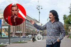 Go_A переспівав 'Хрещатик' Зіброва та викликав захоплення у мережі. Ілюстрація