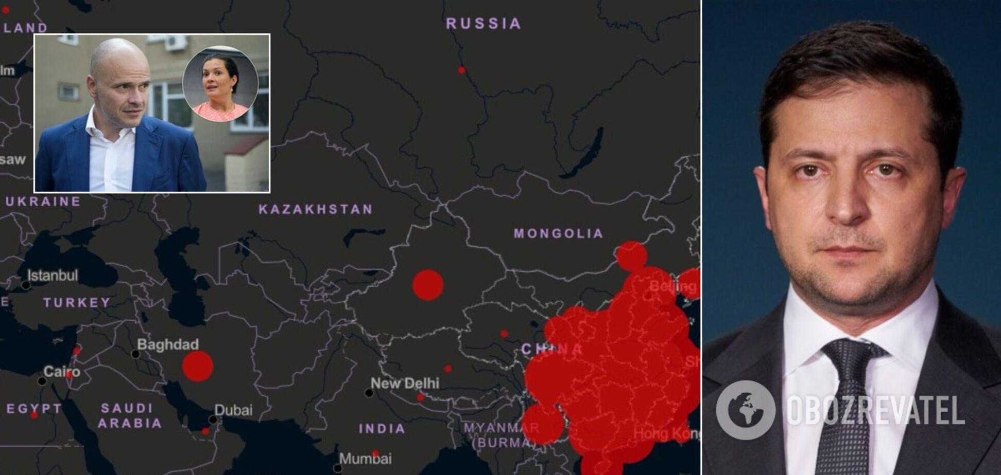 Господин президент, защитите украинцев от 'фельдшеров радуцких' и коронавируса! Обращение OBOZREVATEL