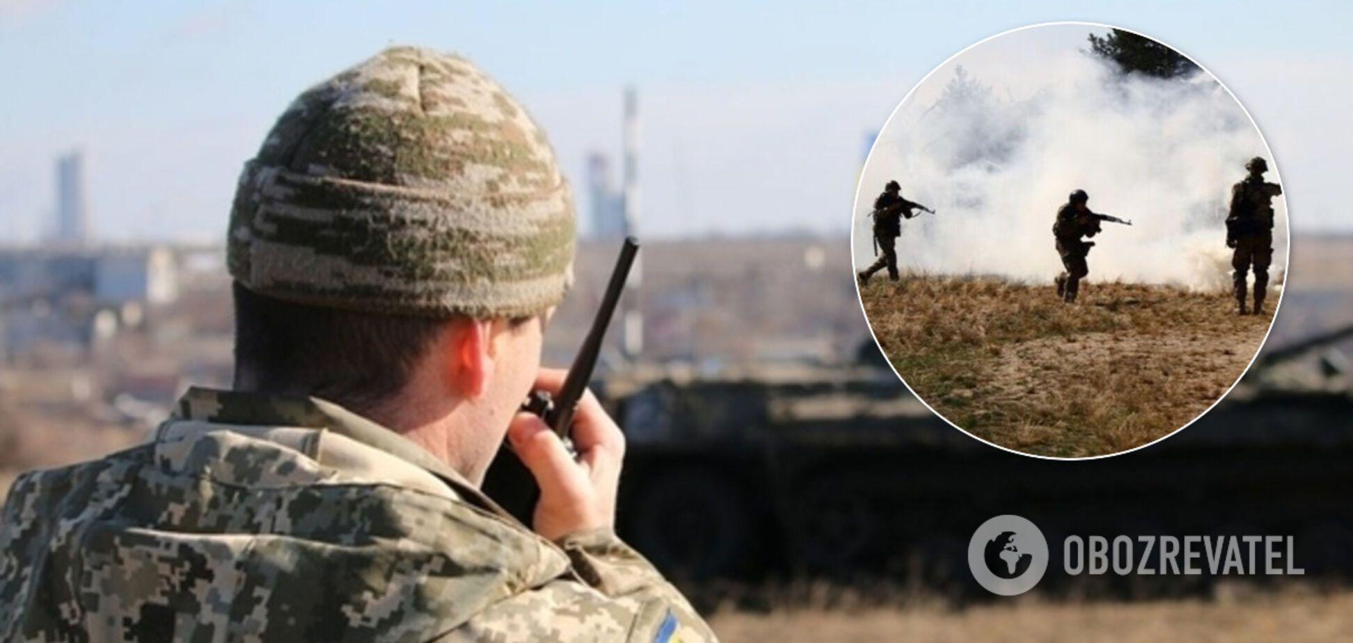Террористы устроили масштабный обстрел на Донбассе: ВСУ выстояли