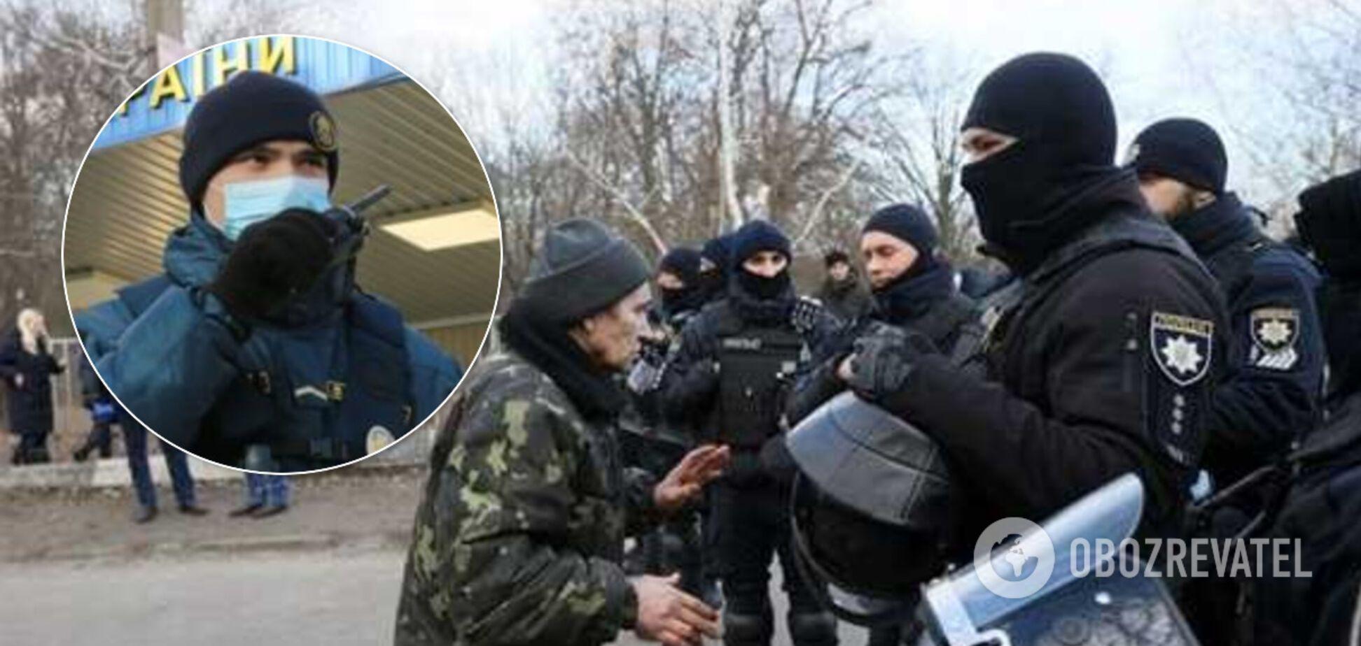 Протесты в Новых Санжарах: украинцы высказали свое мнение. Опрос