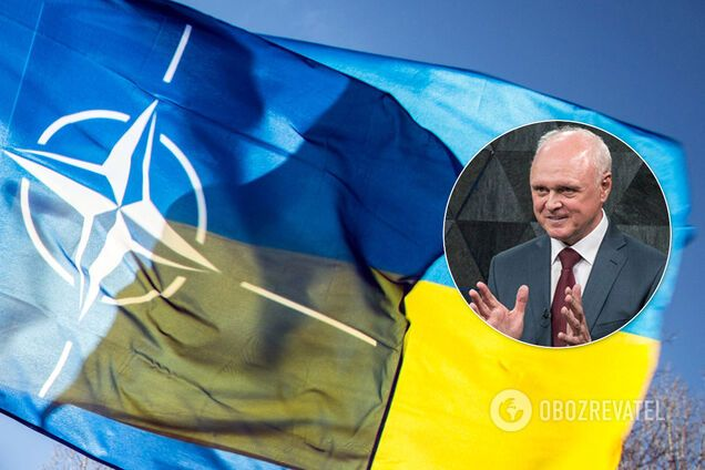 Іван Апаршин заявив, що в майбутній воєнній стратегії України буде задокументовано курс країни на членство в НАТО