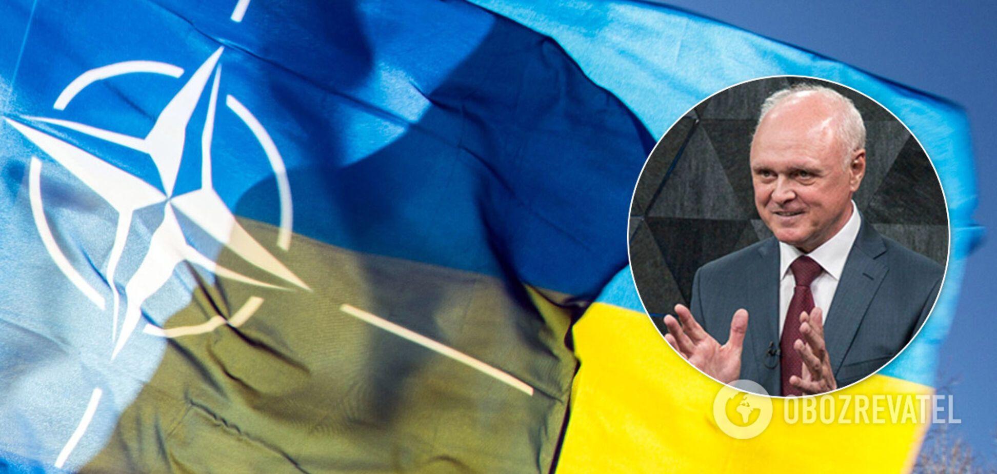 У Зеленського категорично висловилися щодо вступу України в НАТО