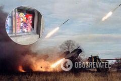 У Луганську терористи влаштували 'салют' до '23 лютого' і розгромили околиці. Відео