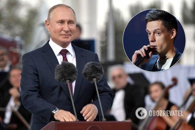 Дудь может заменить Путина