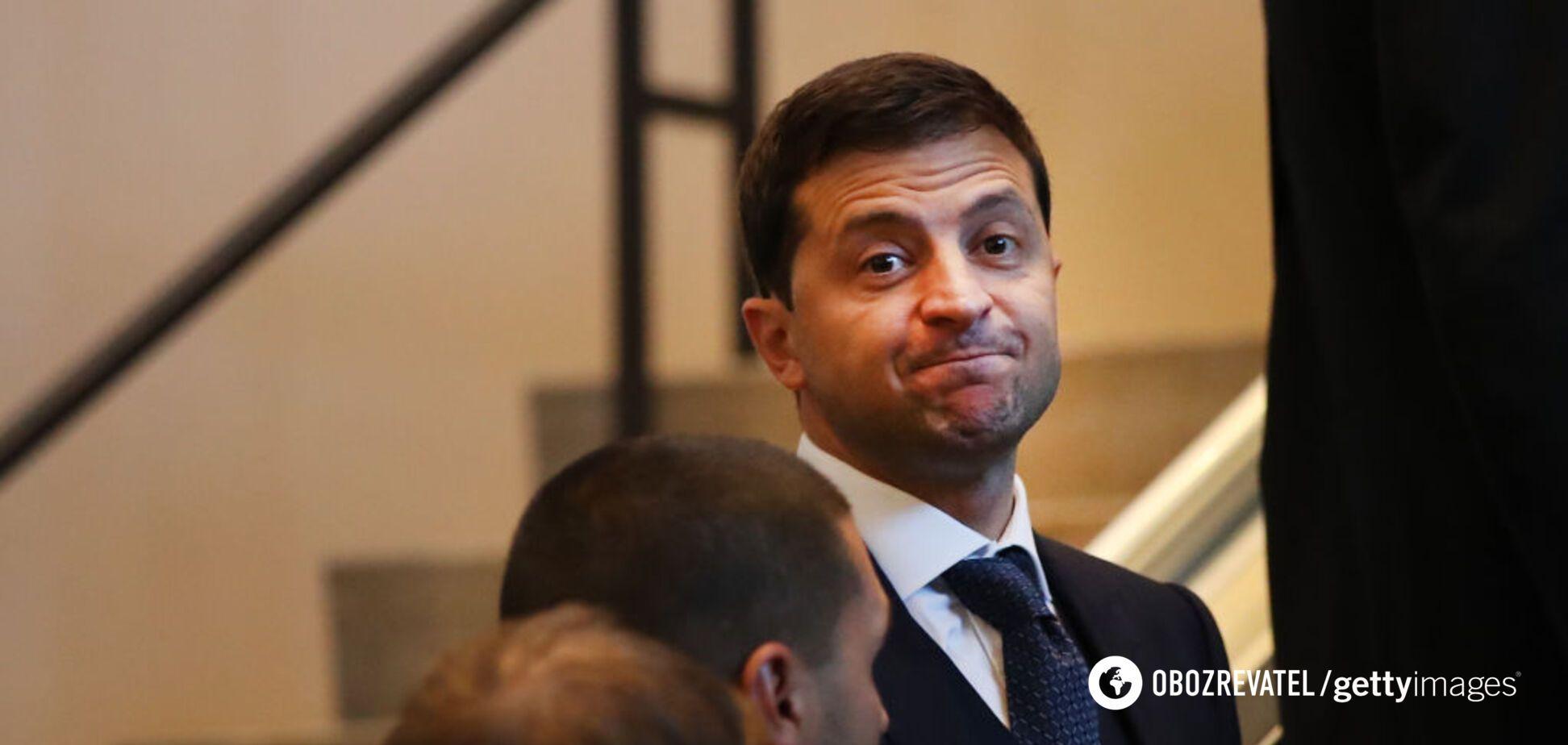 Рейтинг Зеленського та 'Слуги народу' різко впав: свіжі результати опитування