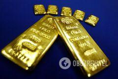 Ціни на золото підскочили до 7-річного максимуму