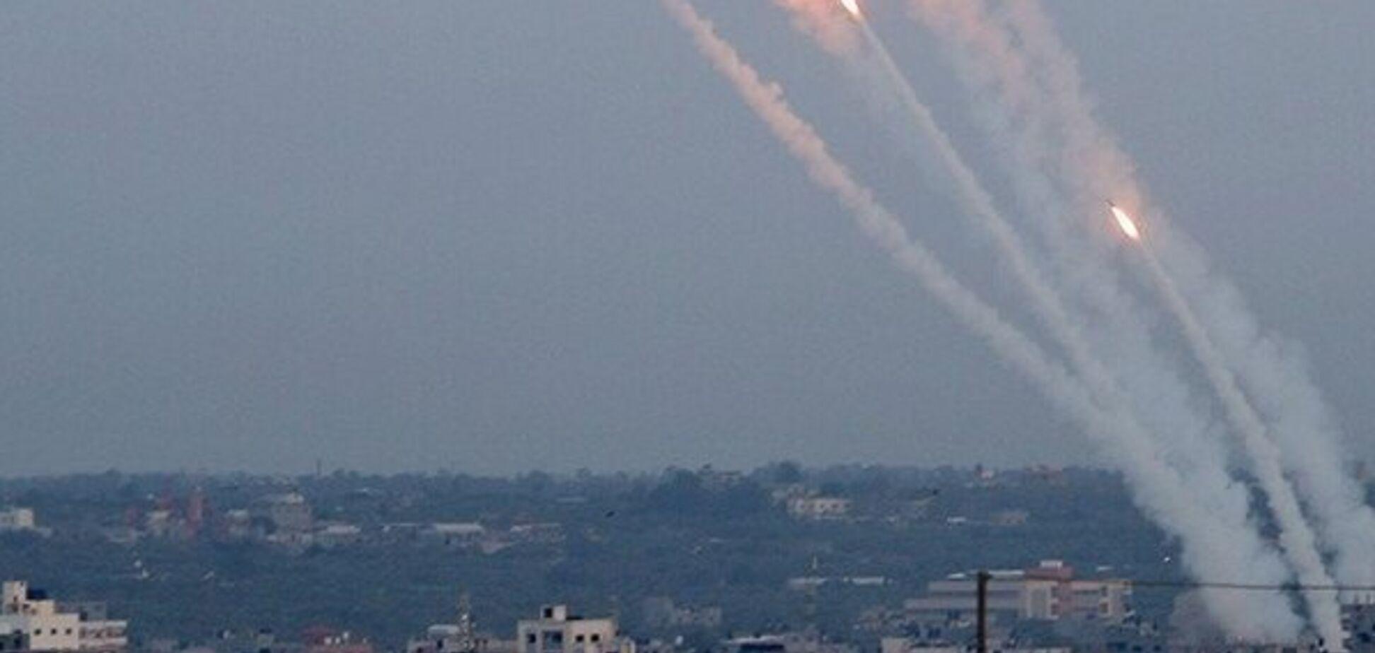 Израиль разбомбил объекты террористов в Дамаске: первые детали