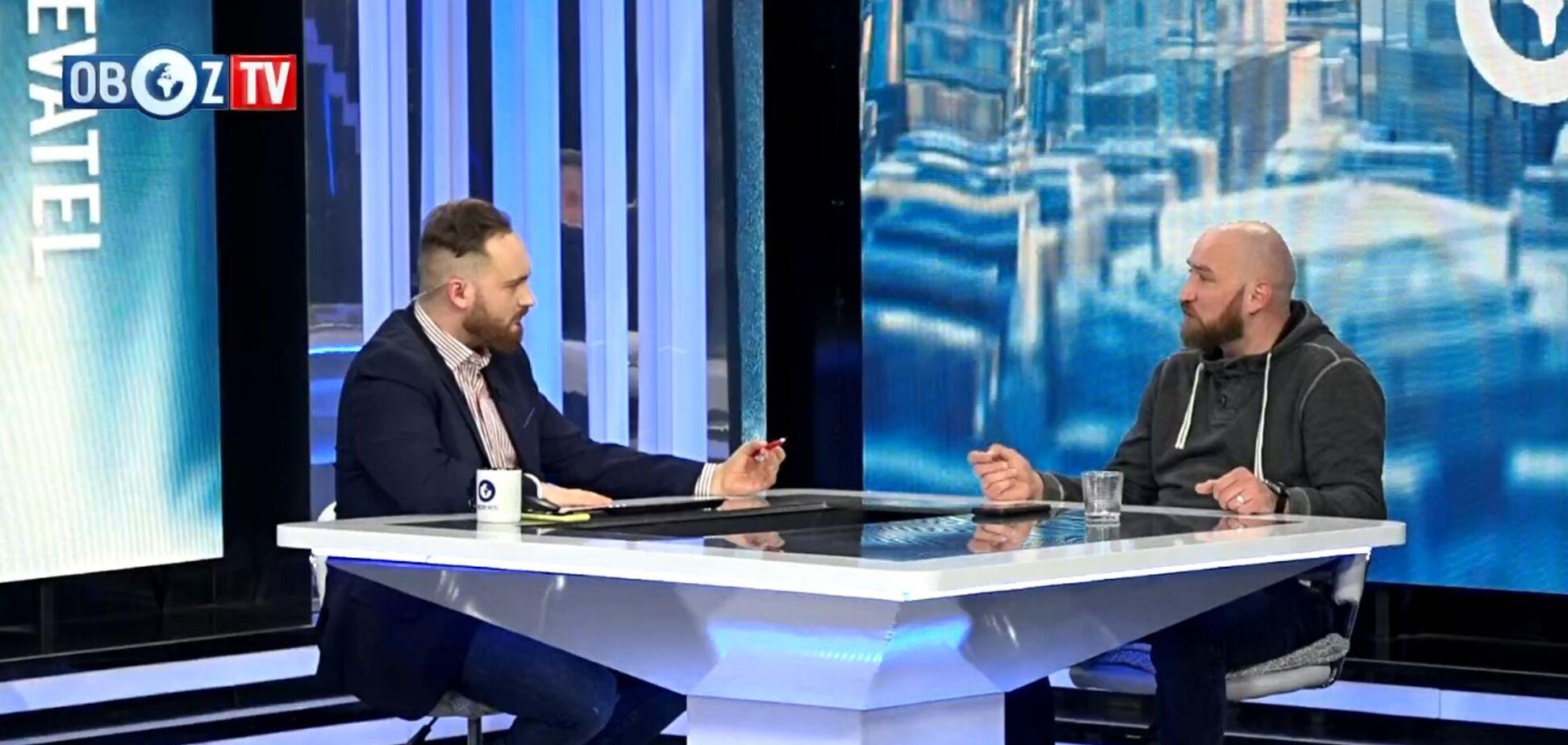 Ветеран АТО відкинув ідею Сивохи про переговори з Донбасом: 'З бурятами і чеченцями?'