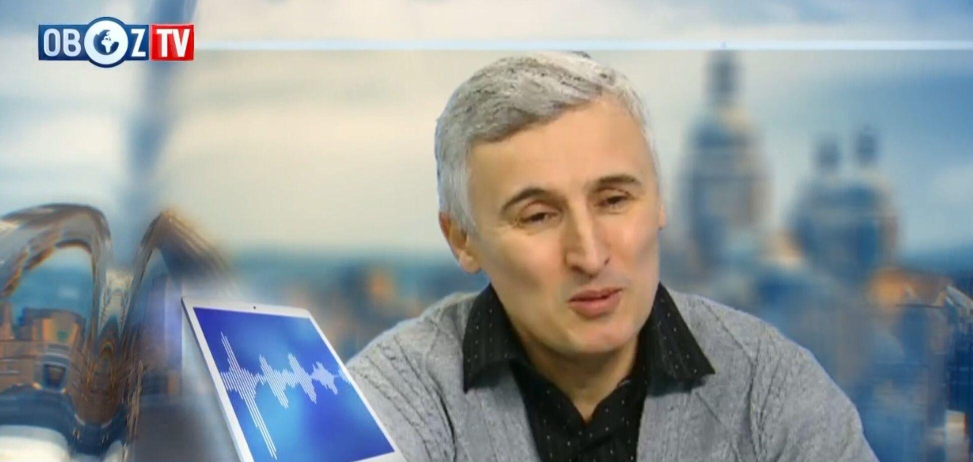 Синоптик прокомментировал атаку циклона Юлия на Украину