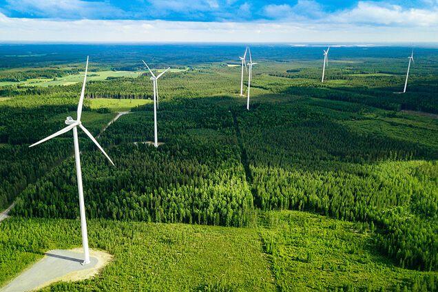 Вітрогенератори в Фінляндії