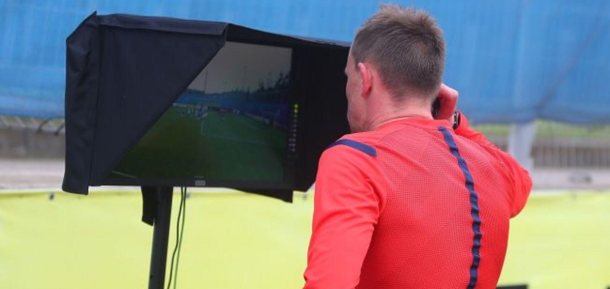Система VAR в украинском футболе