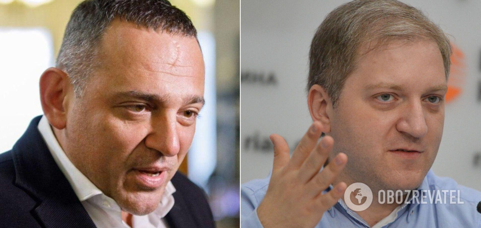 Нардепи від 'Слуги народу' й ОПЗЖ зажадали в Раді виступів російською мовою