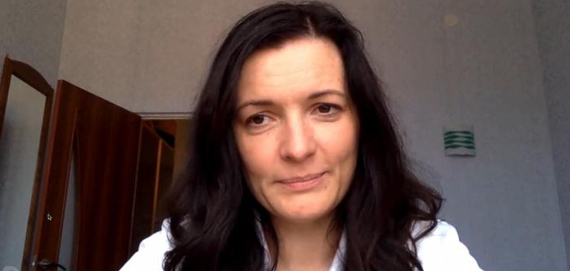 Скалецкая дала советы украинцам, как не заболеть коронавирусом