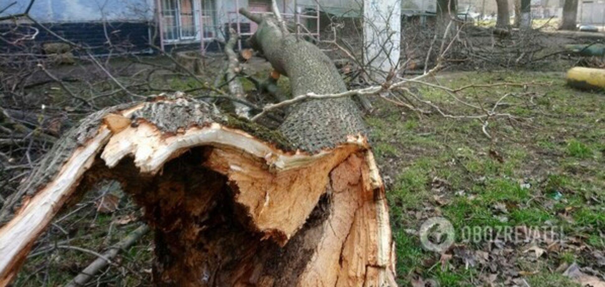 На Одессу несется новый шторм