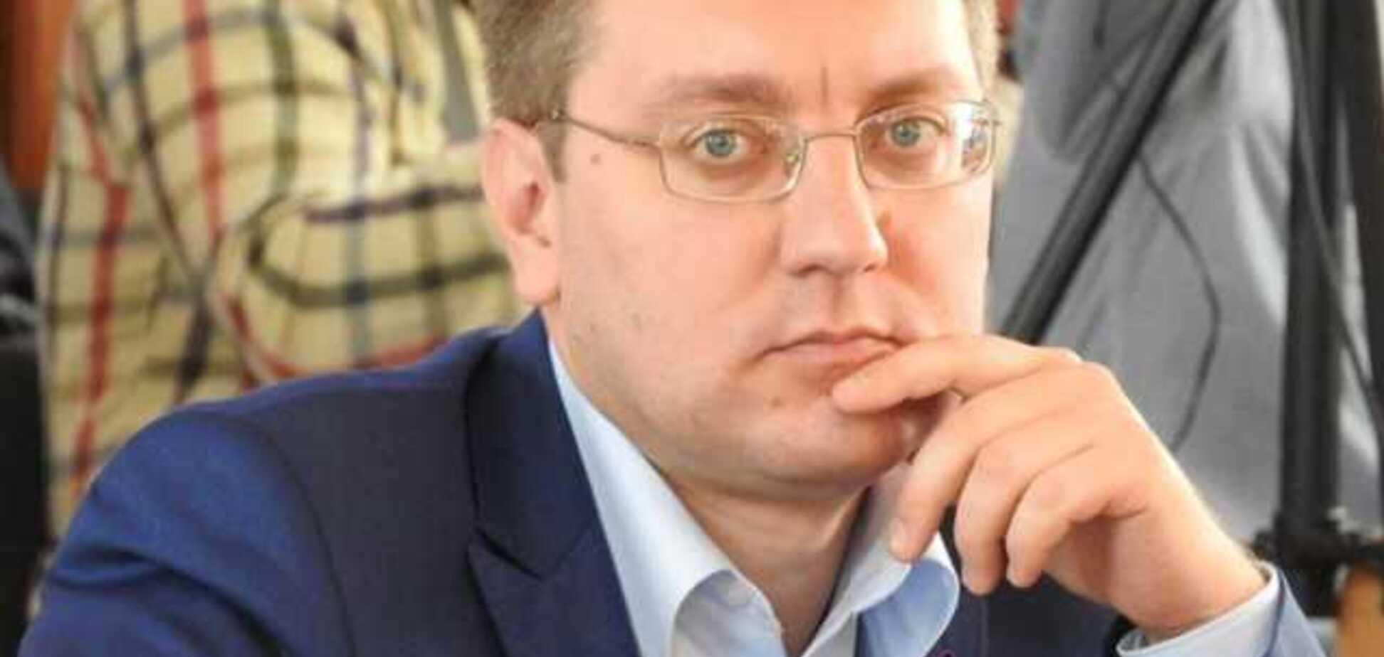 После публикации OBOZREVATEL СБУ взялась за депутата, поздравившего с 23 февраля флагом России