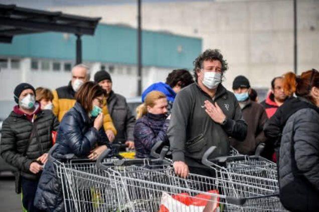 У Палермо в туриста виявили коронавірус