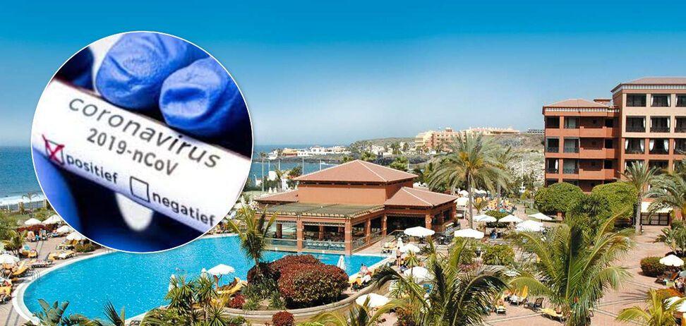 На Тенерифе из-за коронавируса закрыли отель: появились детали
