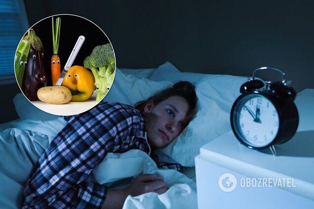 З'їдені на вечерю продукти безпосередньо впливають на сон