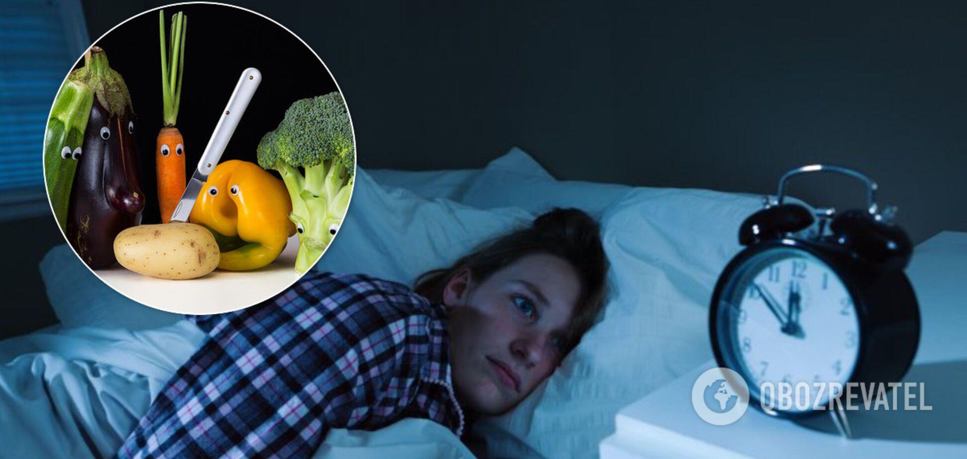 Названий топ шкідливих для сну продуктів