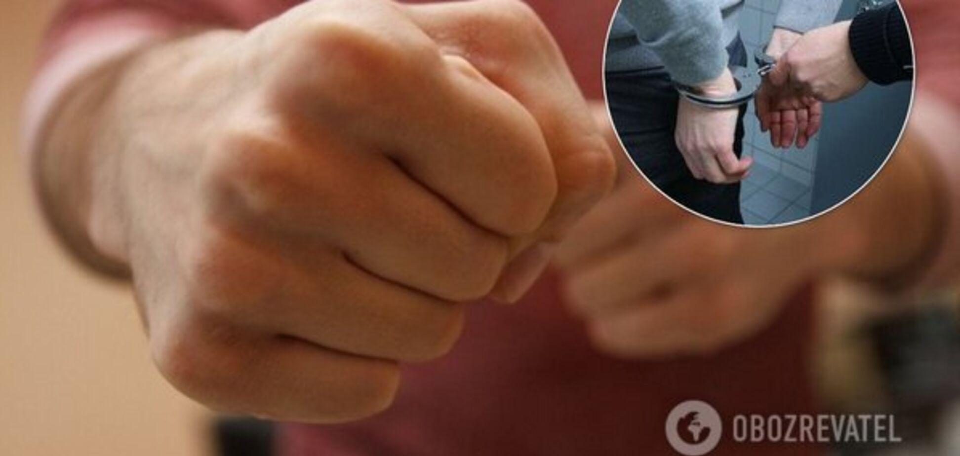 На Одещині чоловік забив до смерті знайомого і викинув тіло (ілюстрація)